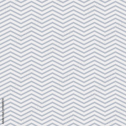 Vector seamless texture. Geometric abstract background of broken lines. - 93608570