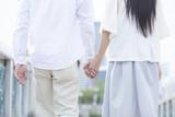 Fototapety 若い男女のカップル