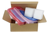 The modern plastic  packing materials