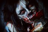 night zombie