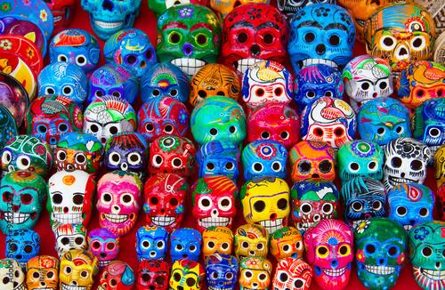 Fototapety, obrazy : Mexican ceramics