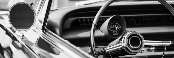 Klasyczny samochód