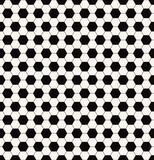 monochrome football pattern