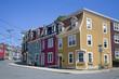 Unique architecture in Newfoundland Houses