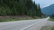 Постер, плакат: Canada Mountain road sports cars P HD 0404
