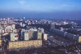 Warszawa w ciągu dnia, ulica Świętokrzyska.