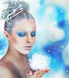 Fototapety Snow fairy