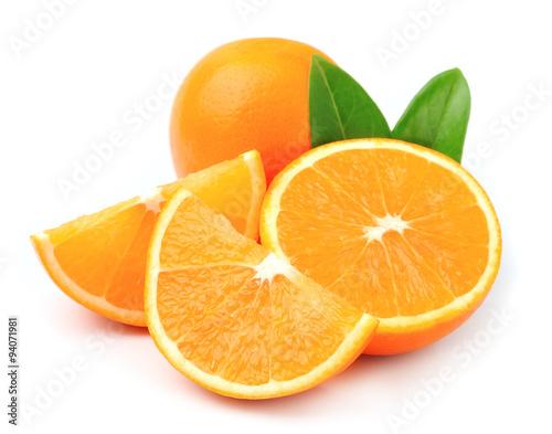 Sweet orange fruit - 94071981