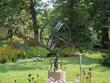 Sun Dial Sculpture