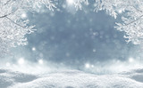 winter  christmas background - 94135192