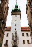 old Town Hall (Stara Radnice) tower in Brno