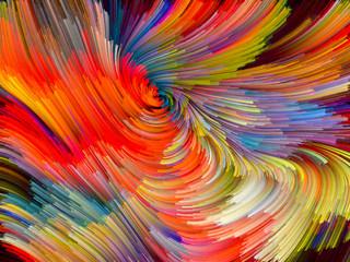 Vivid Color Vortex