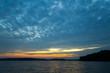 Sunset in Canada
