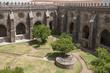 Claustro de la catedral de Évora en Portugal