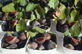 Street market in Nice, France. Figs.