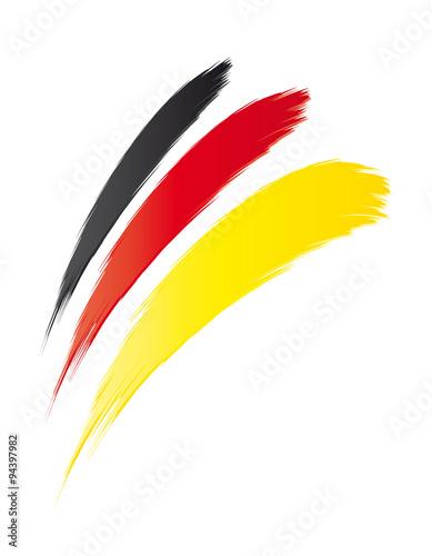 gamesageddon schwarz rot gold herz in den farben der flagge von deutschland lizenzfreie. Black Bedroom Furniture Sets. Home Design Ideas