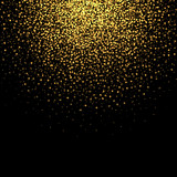Glitter   Background with space for your text. Vector illustration