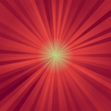 Fototapety Abstract background of color star burst rays