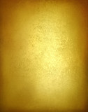 Fototapety shiny gold background with brown edges, gold paper foil