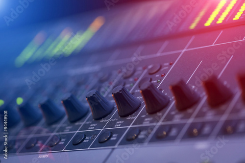 Sound Mixer - 94449501