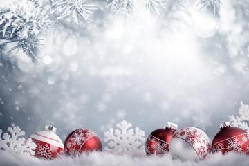Dekorację świąteczną