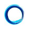 Blue Zen Symbol