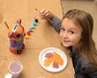 Giocare a colorare l'orsacchiotto