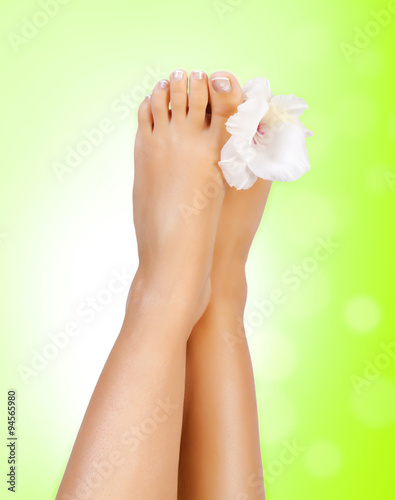 beautiful feet photo чашка № 28039