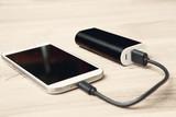 Carica batteria smartphone portatile