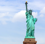The Statue of Liberty in New York City - 94597393
