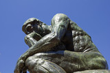 The Thinker by Rodin. Buenos Aires, Argentina
