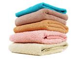 towels closeup