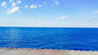 View of Lake Michigan in Chicago, Illinois