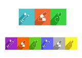 the medicine icons