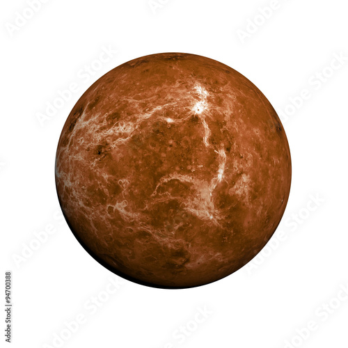 Poster Heelal Planet Venus