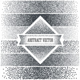 Fototapety Halftone Background with  Dots. Dotwork Engraving Pattern Background. Vector Illustration