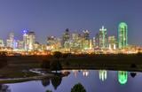 Dallas Skyline at Night - Fine Art prints