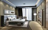 Hotel Room Interior - 94873510