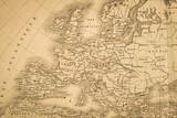 アンティークの世界地図 ヨーロッパ大陸 - 94891135