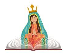 Katholische Religion Design