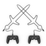 jeux vidéo multiplayer compétitif poster