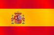 Obrazy na płótnie, fototapety, zdjęcia, fotoobrazy drukowane : The Spanish Flag