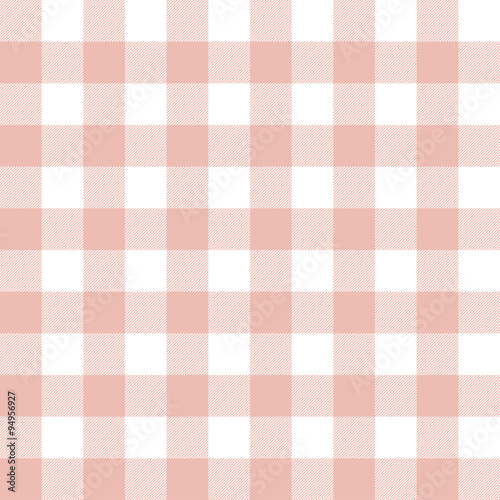 checkered table cloth background - 94956927