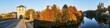 Panorama von Limburg an der Lahn mit Dom