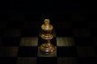 chess in the darkness