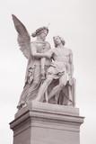 Warrior Sculpture, Schlossbrucke Bridge, Berlin, Germany