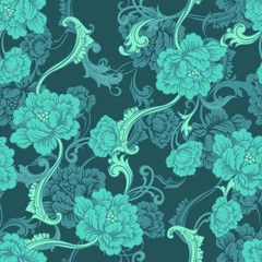 Chloes Floral Seamless Pattern