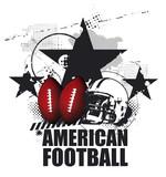 inky american football scene
