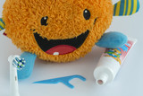 The daily oral hygiene in children prevents tooth decay and keeps your mouth healthy