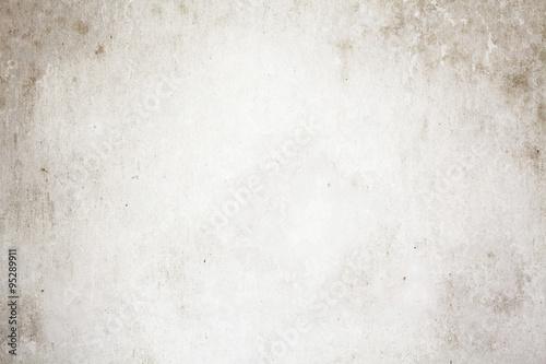 Poster Betonbehang 汚れた壁のテクスチャ背景